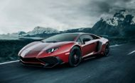 Bude nástupca Lamborghini Aventador hybrid?