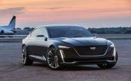 Cadillac Escala nie je preklep, ale superluxusný liftback