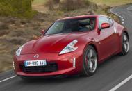 NISSAN  370 Z 3.7 V6 Coupe Platinum (coupe)