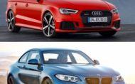 Carsonautobahn porovnal zábavné BMW M2 a presné Audi RS3