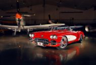 Chevy Corvette C1 od Pogea Racing z roku 1959 je prenádherný kus auta