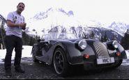 Chris Harris on cars: dobrodružný test Morganu Plus 8
