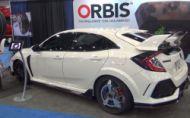 Civic Type-R ako elektrifikovaná štvorkolka? S Ring-Drive áno