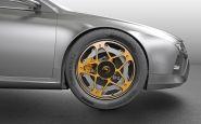 Continental predviedol disk s integrovanou brzdou