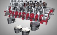 Digitálna vačka zvýši účinnosť spaľovacích motorov