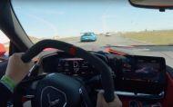 Divoká jazda na okruhu: Corvetta C8 naháňa Porsche 911 GT3 RS