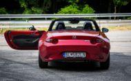 Dostane konečne Mazda MX-5 väčší výkon? Zdá sa že áno.