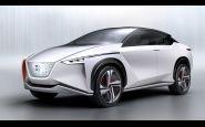 Elektromobil Nissan IMx má dojazd až 600 km. Zatiaľ ako koncept