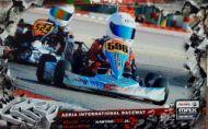 Fantastický Matej Koník má 2. miesto z Rotax Max Challenge v Adrii