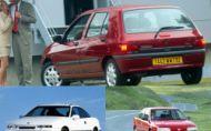 Finalisti ankety Európske auto roka 1991