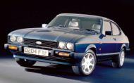 Ford Capri sa vráti, ale nie ako kupé