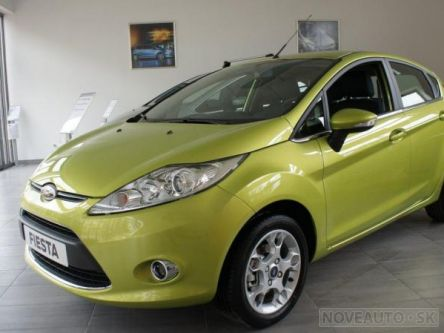 FORD Fiesta 1.25 Duratec 16V Spirit X - UNICAR
