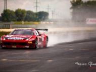 Fotoreport FIA GT1 na Slovakia Ringu: preteky