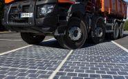 Francúzi budú mať 1 000 km ciest zo solárnych panelov