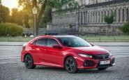 Honda Civic dostane modernizovaný motor 1,6 i-DTEC