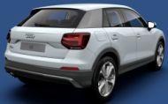 """Individualizácia Audi pomocou """"práškovania"""" do laku"""