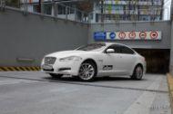 Jaguar XF AJ i4 2,2 Diesel je mimoriadne lacný a kvalitný