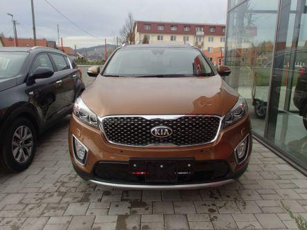 KIA Sorento 2.2 CRDi VGT 4WD ISG Platinum A/T - AUTOVENDYSLOVAKIA, s.r.o - (Fotografia 1 z 8)