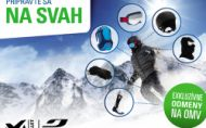 Kvalitnú výbavu na lyžovačku získate na OMV