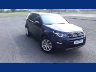 LAND ROVER Discovery Sport 2.0L TD4 180k SE