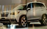 Lesník v novom vydaní. Prvé zábery 5. gen. Subaru Forester