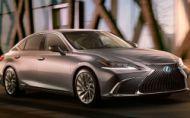 Lexus ES nahradí GS a príde po prvýkrát do Európy