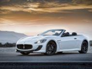 Maserati GranCabrio MC je len začiatok ofenzívy
