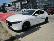 Mazda 3 Skyactiv X186GT AT Plus Safety Sound Luxury čierna koža