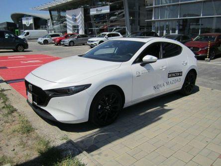 Mazda 3 Skyactiv X186GT AT Plus Safety Sound Luxury čierna koža - AUTOGRAND, a.s. - (Fotografia 1 z 8)