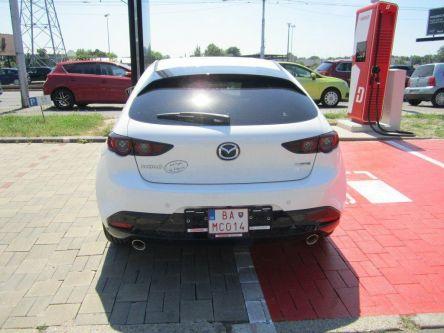 Mazda 3 Skyactiv X186GT AT Plus Safety Sound Luxury čierna koža - AUTOGRAND, a.s. - (Fotografia 4 z 8)