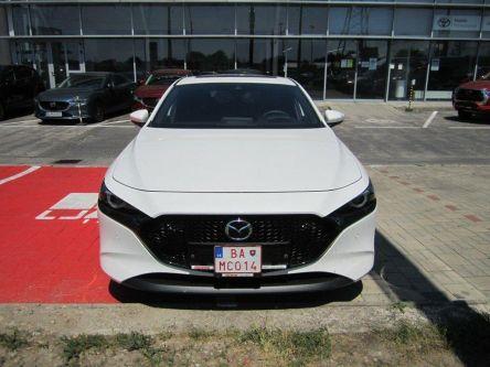 Mazda 3 Skyactiv X186GT AT Plus Safety Sound Luxury čierna koža - AUTOGRAND, a.s. - (Fotografia 7 z 8)
