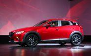 Mazda CX-3 odhalená, dostane aj 4x4