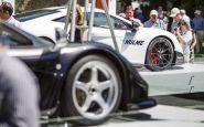 McLaren priniesol do Goodwoodu peknú nádielku
