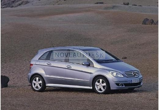 Mercedes benz b class b 200 sport hatchback poskladan for Benz sport katalog