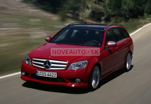 Mercedes benz c class c 180 k avantgarde sport amg combi for Benz sport katalog
