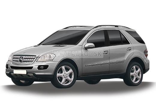 Mercedes benz m classe ml 420 cdi sport suv poskladan for Benz sport katalog