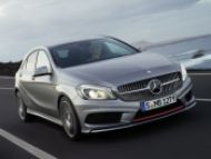 Mercedes chystá ostré A45 AMG 4x4 s 335 k a vyše 400 Nm