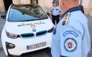 Mestská Polícia v BA dostala na skúšku BMW i3