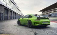Modernizované Porsche 911 GT3 RS predstavili predčasne