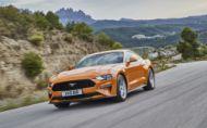 Modernizovaný Ford Mustang má až 450 koní a špeci tlmiče