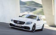 Modernizovaný Mercedes C63 AMG je skutočnou hviezdou značky