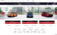Na Slovensku spustila Toyota online showroom