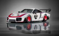 Na svet prichádza nádherná spomienka Porsche 935