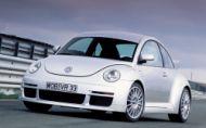 Nabrúsený chrobák. Pamätáte na VW Beetle RSI?