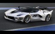Najextrémnejšie Ferrari FXX-K Evo generuje prítlak ako špeciál GT3