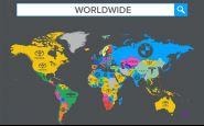 Najhľadanejšie značky sveta, kontinentov a štátov vás prekvapia