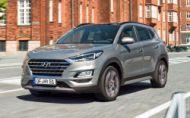 Najpredávanejšie SUV za rok 2018 na Slovensku je Hyundai Tucson