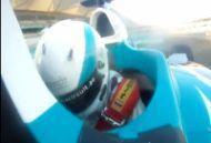 Nakladačka v F1 bez HANSu a dotiahnutých pásov je veľká sranda, no aj ohromné riziko