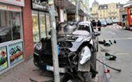 Neskutočná nehoda Porsche Cayenne. Ako je toto možné?