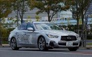 Nissan autonómne auto testuje v uliciach Tokia